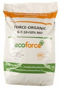 materia orgánica ecológica